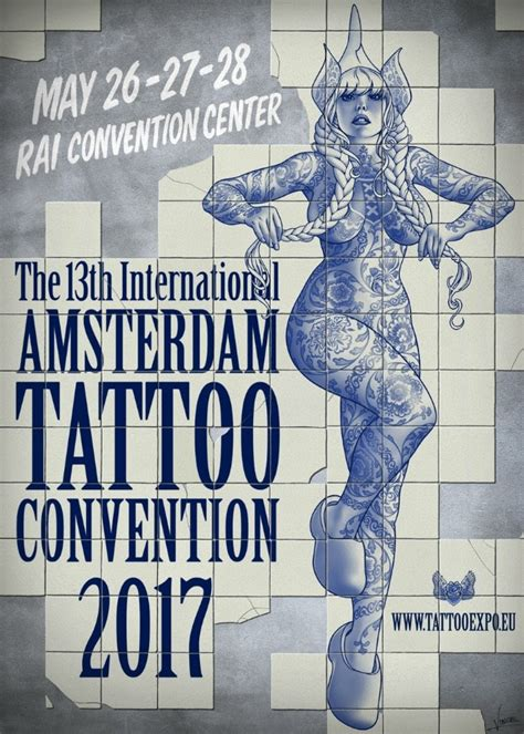 tattoo convention 2017 december amsterdam tattoo convention may 2017