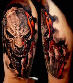 tattoo 3d devil 1000 images about horror tattoos on pinterest horror