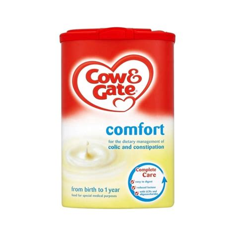 comfort first cow gate comfort first milk powder from birth for colic