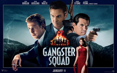 film like gangster squad 301 moved permanently