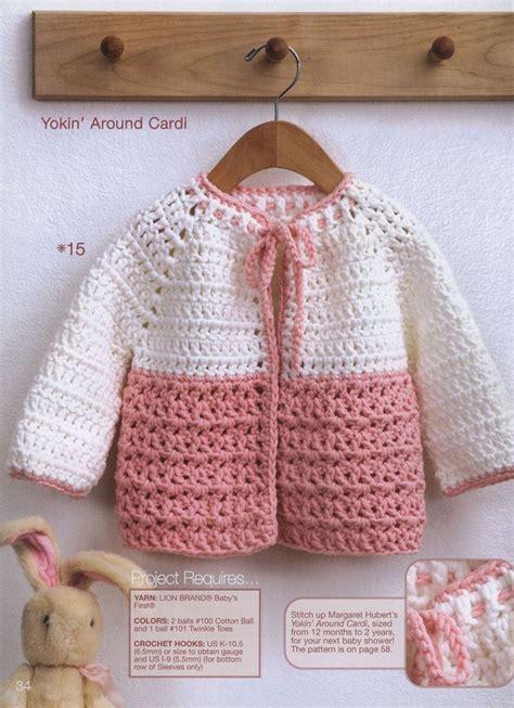 jersey pattern for 3 year old yoke toddler crochet cardigan pattern crochet kingdom