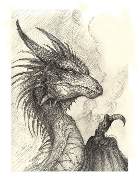 Drawing Dragons by Bob S Du Jour A In The