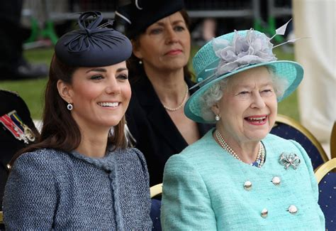 kate middleton loses queen elizabeths favorite status to the queen signs monumental bill supporting women s