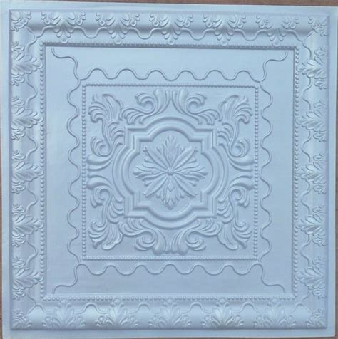 Easy Ceiling Tiles Ceiling Tile Decorative Pvc Easy To Install Glue Up Or