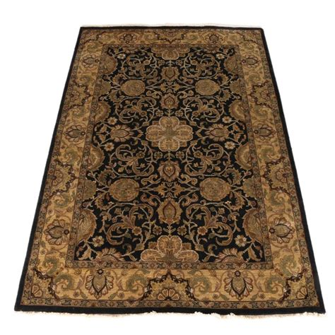 Ethan Allen Area Rugs Machine Made Sultanabad Ethan Allen Area Rug Ebth