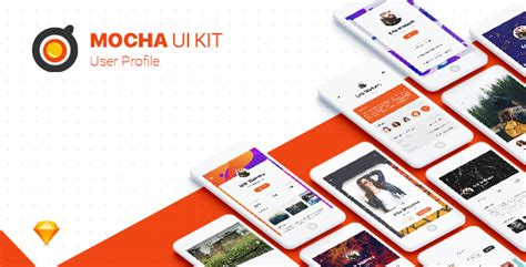 themeforest ui kit profile ui kit by hoangpts themeforest