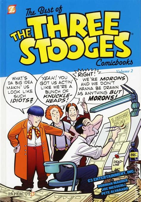 all three stooges books best of the three stooges comic books hc 2012 papercutz