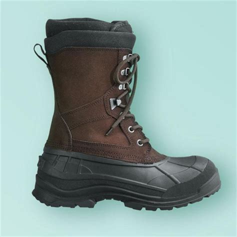 sears mens snow boots kamik 174 nationplus winter boot for sears canada