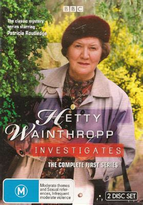 theme music hetty wainthropp investigates hetty wainthropp investigates the complete first series