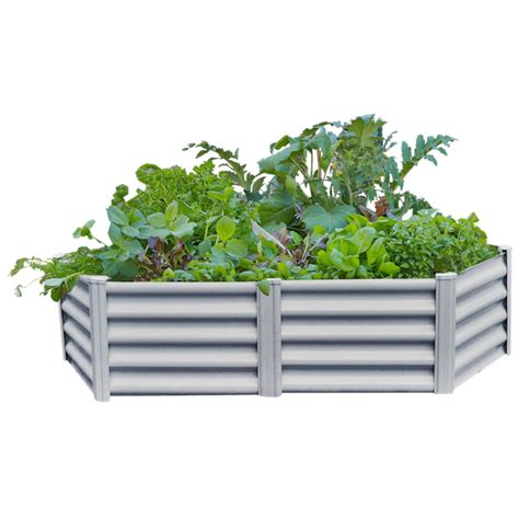 Raised Vegetable Garden Beds Bunnings Bunnings The Organic Garden Co The Organic Garden Co Zinc