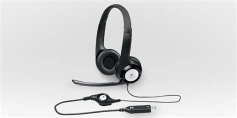 Headset Logitech H 390 headphone logitech headset h390