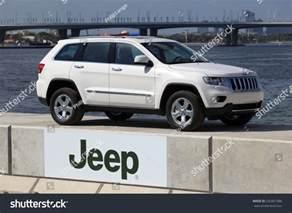 dubai uae jan 17 jeep grand presented in