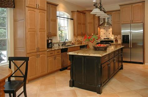 Odd Shaped Kitchen Islands | an oddly shaped kitchen island why it s one of my