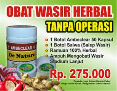 Berapa Harga Nature Republic obat herbal wasir alami pengobatan kutil tradisional