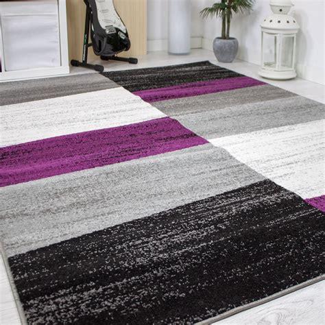 teppich geometrisches muster designer wohnzimmer teppich geometrisches muster meliert