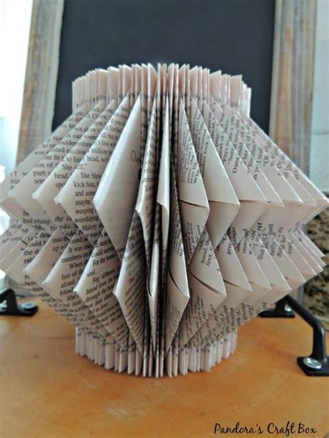 Book Origami Tutorial - 17 best ideas about origami books on