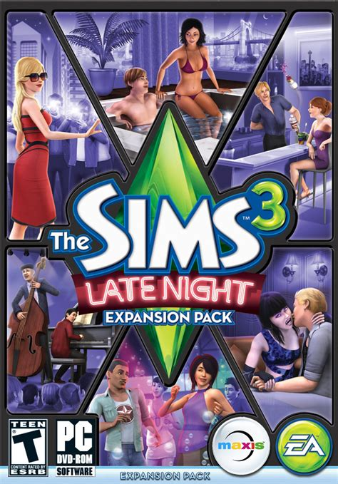 the sims 2 nightlife the sims wiki wikia the sims 3 late night cover