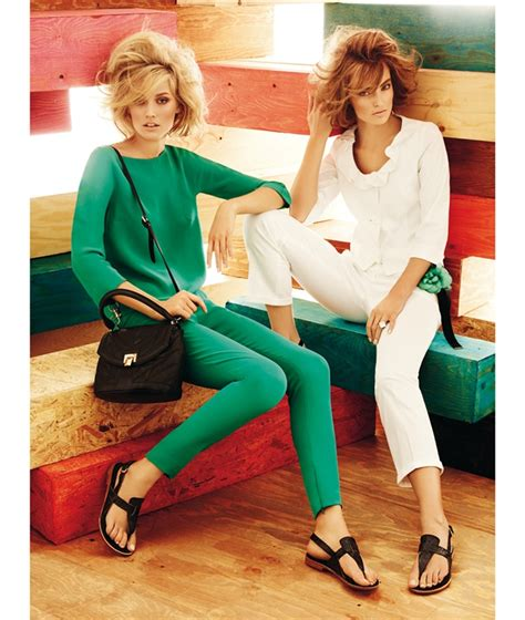 Donaldson Modelling For Max Maras 2008 Advertising Caign by Max Mara Studio Summer 2012 Ad Caign обсуждение