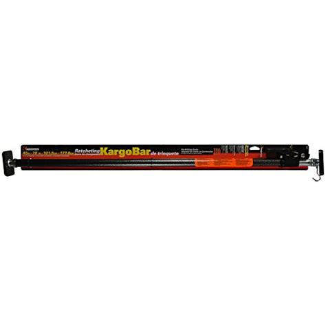 ratcheting cargo bar keeper 05059 ratcheting cargo bar import it all