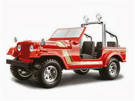 Miniatur Jeep Wrangler Dept Skala 125 mainan diecast miniatur mobil motor diecast miniatur mobil pajangan jeep wrangler skala 1 24