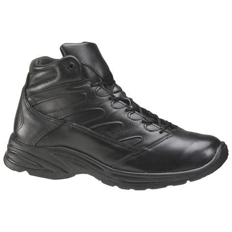 cut shoes for s thorogood 174 mid cut liberty shoes black 189581