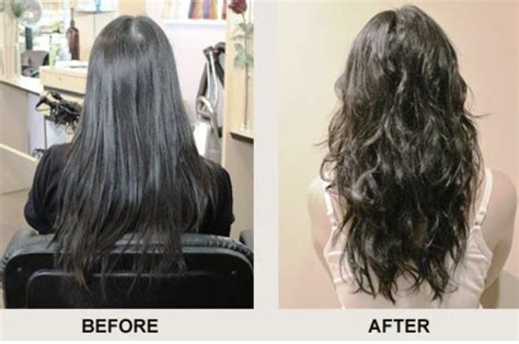 before and after photos of permant waves with frizzy hair 17 best images about body wave perm on pinterest hair