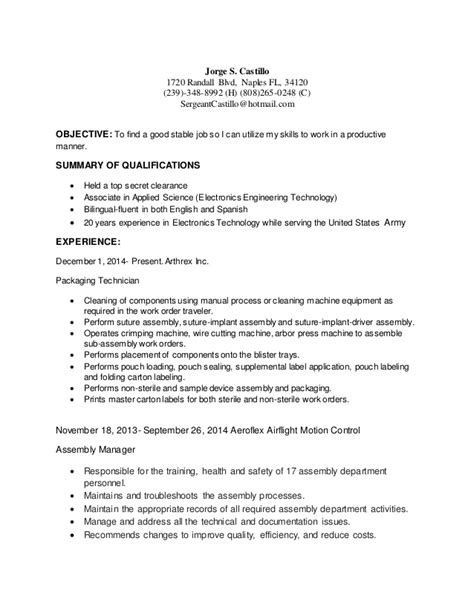 Civilian Resume by Civilian Resume General