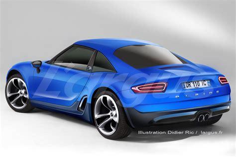 alpine renault renault alpine coupe 2016 autoweek nl
