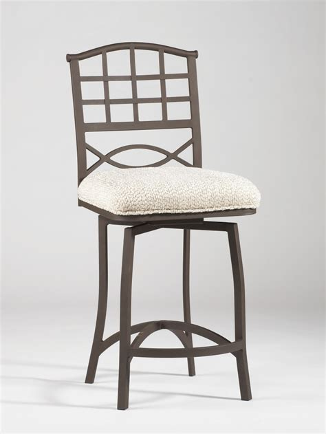Bar Stool Iron by Wrought Iron Leather Bar Stools Cabinet Hardware Room