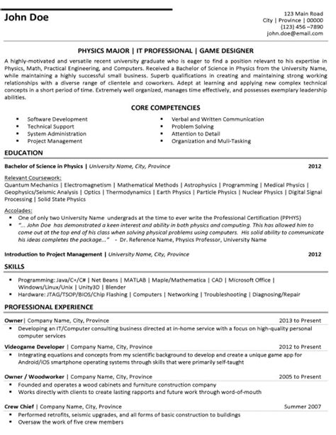 Multimedia Resume Sles Top Multimedia Resume Templates Sles