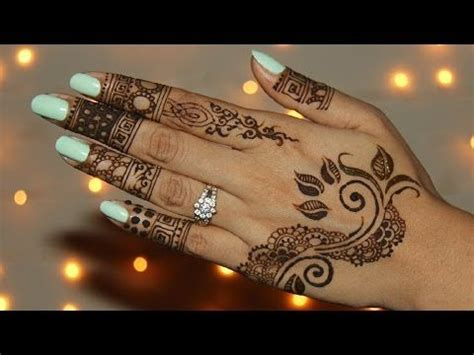 henna tattoos recipe how to make henna paste at home diy easy recipe for