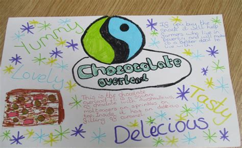 design logo ks2 fairtrade fortnight competition winners