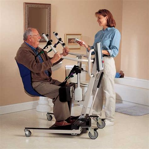Ez Stand Mobile Stool by Invacare Reliant Stand Up Lift W Manual Base Invacare