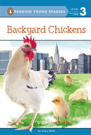 Read Penguin Books Usa Young Readers Program Backyard Chickens Book