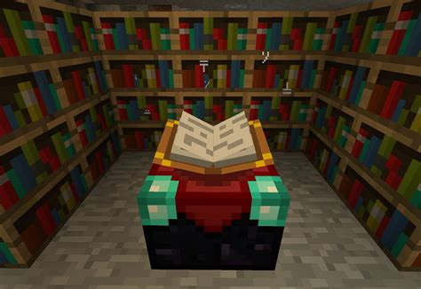 minecraft enchantment bookshelf 28 images bookcases