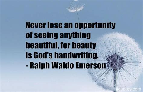 never lose an opportunity of seeing anything beautiful a collection of best 30 inspirational wise and humorous