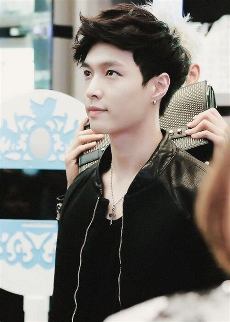 biography of lay of exo lay why are you so cute and sexy and everything and
