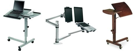 Swivel Laptop Stand For by Organize A Comfy Working Place With A Swivel Laptop Stand