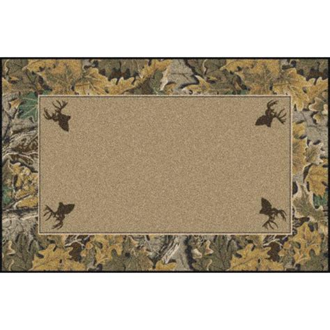 Camo Area Rug Camouflage Area Rugs Realtree Advantage Solid Center Rugs Camo Trading