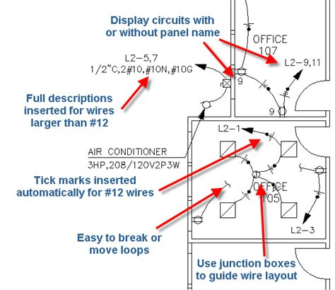 how to properly wire electrical home run diagram home