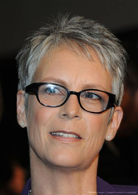 jamie lee curtis haircut directions jamie lee curtis short hair styles pinterest