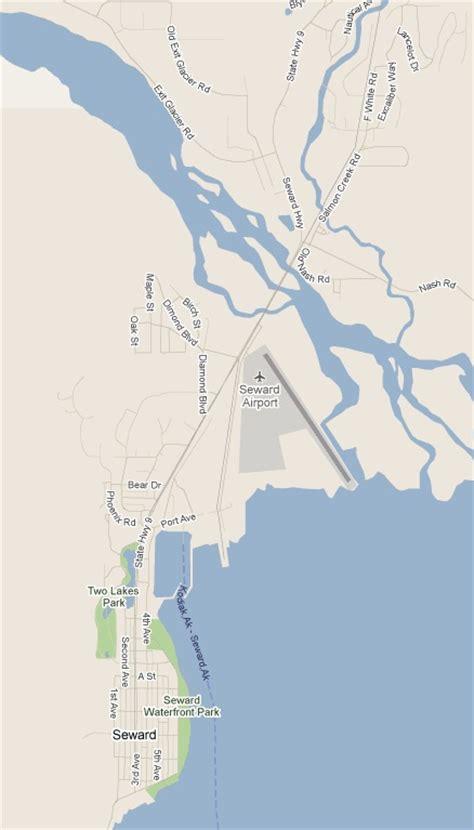 us map seward alaska seward alaska travel information alaska travel vacations