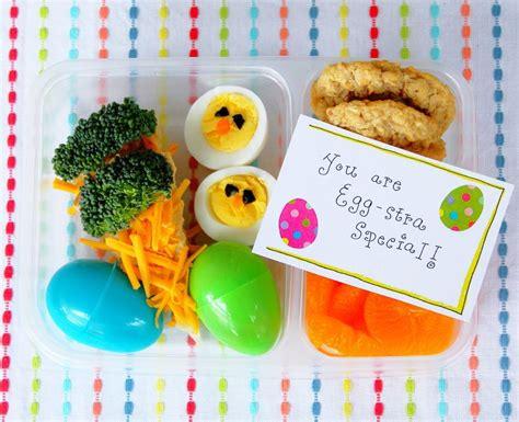 easter lunchbox foodtastic mom