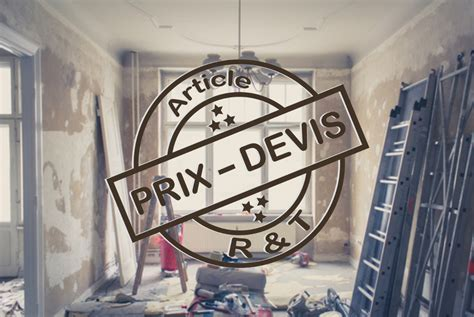Renovation Appartement Prix M2 2629 by Renovation Appartement Prix M2 Prix De R Novation D 39 Un