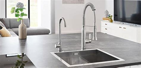grohe blue home erfahrungen plumbing launches grohe blue home range