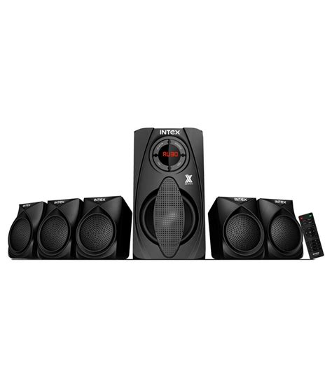 intex it 5050 suf 5 1 speaker system price in india 15 feb