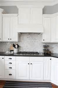 white kitchen cabinets black countertops best 25 black counters ideas only on