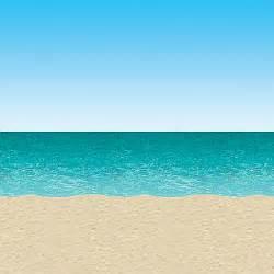 wanddeko party deko meer strand motto hawaii beach insta theme ozean hintergrund mottoparty