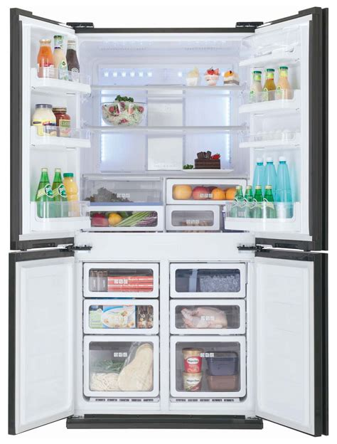 frigorifero 4 porte sharp frigoriferi nuove qualit 224 per il freddo cose di casa
