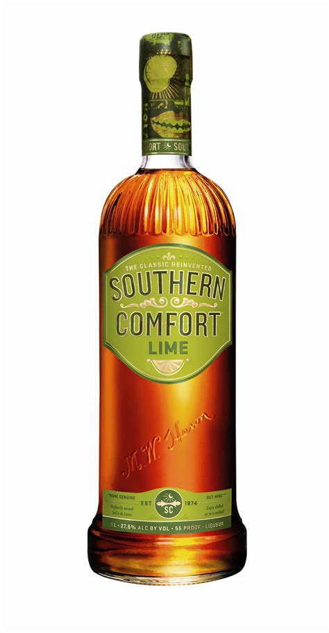 Southern Comfort Special Reserve by Getting Comfy Southern Style The Santa Fe Barman